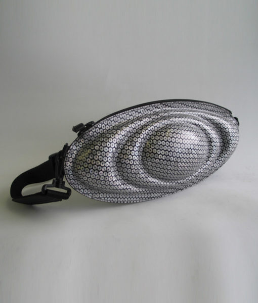 ufo shoulder bag sequin 1b